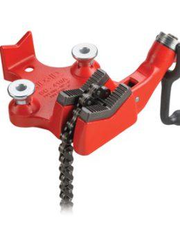 40195 Цепные верстачные тиски с верхним винтом BC410