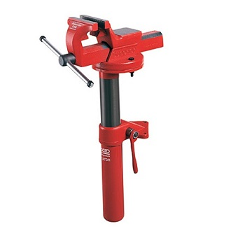 Автоматический подъемник для тисков ridgid