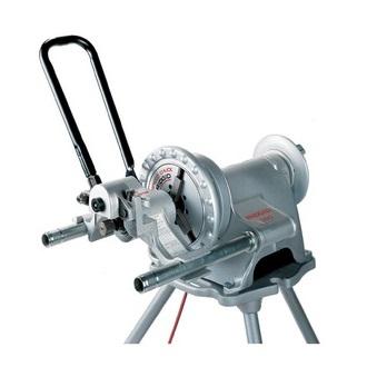 Устройство с приводом для накатки желобков, модель 916